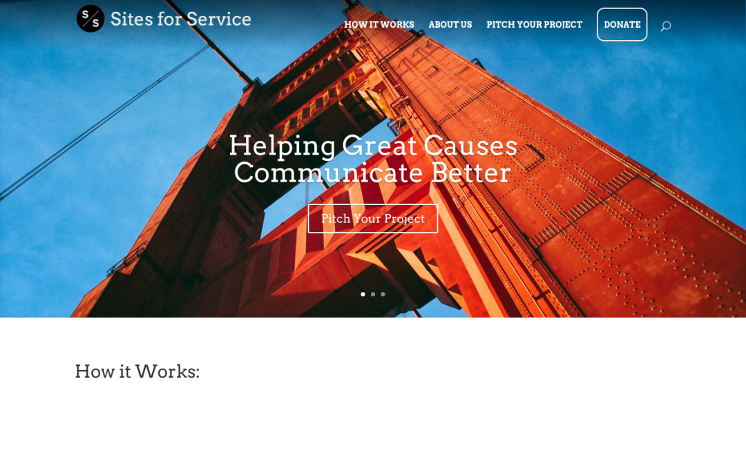Sites for Service